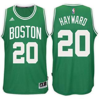 Gordon Hayward, Boston Celtics - [Green]