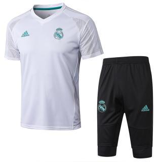 Kit Entrenamiento Real Madrid 2017 18  reydecamisetas-6200  - €26.50 ... 2df1cec098a48