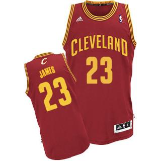 LeBron James, Cleveland Cavaliers [Rojo]