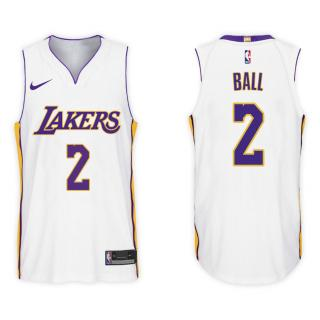 Lonzo Ball, Los Angeles Lakers - Association