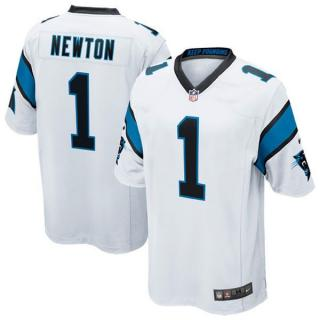 Newton, Carolina Panthers - White