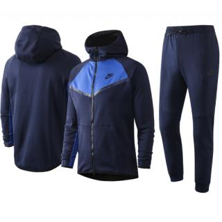Chándal Nike Tech Fleece 2020/21 - Azul oscuro