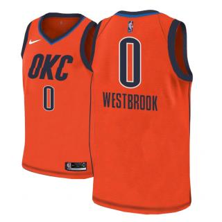 Russell Westbrook, Oklahoma City Thunder 2018/19 - Earned Edition