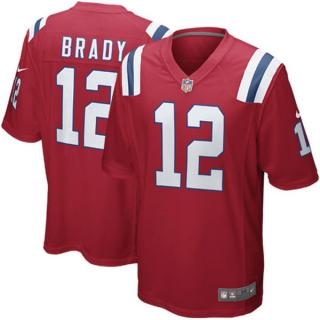 Tom Brady, New England Patriots - Red