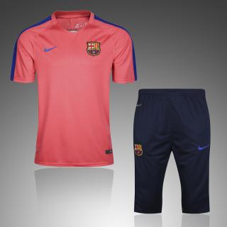 click on image to enlarge Kit Entrenamiento FC Barcelona 2016 17  Roja  691080e16c2ab